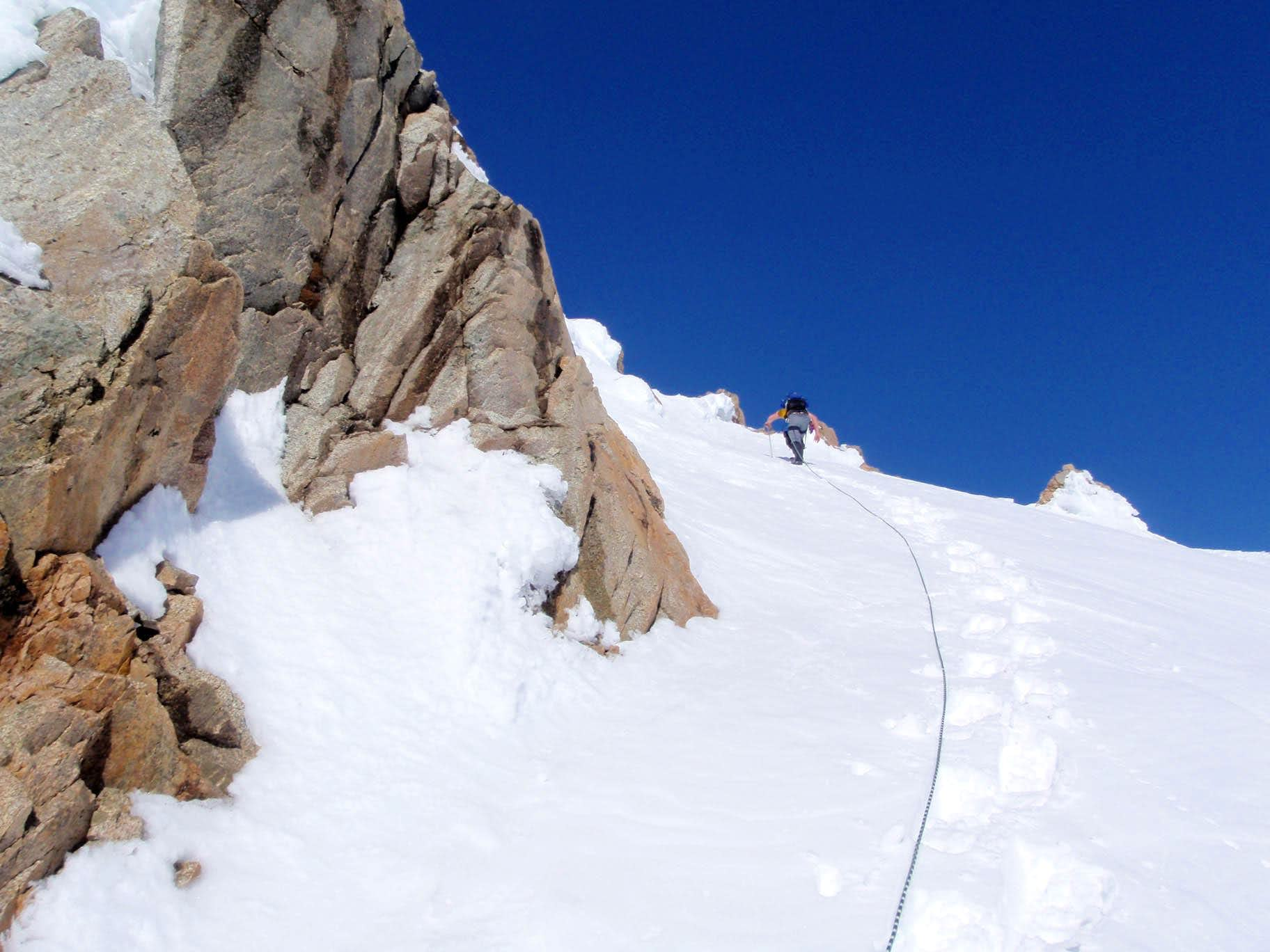 Endless Excitement on Eldorado Peak