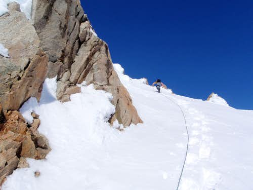 Endless Excitement on Eldorado Peak