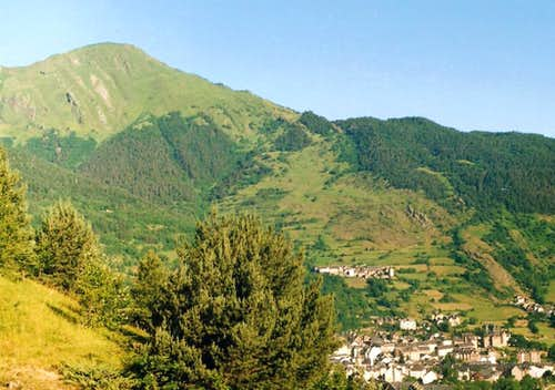 Montcorbison and Vielha in Valley