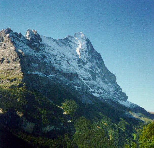 Eiger – A trip on the knife edge