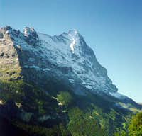 Eiger – A trip on the knife edge