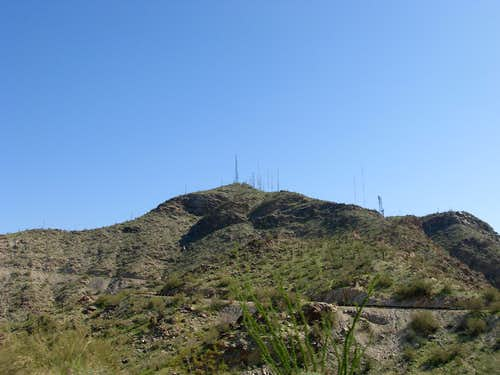 South Mountain (Mount Suppoa)