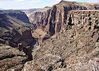 Owyhee Canyonlands indeed