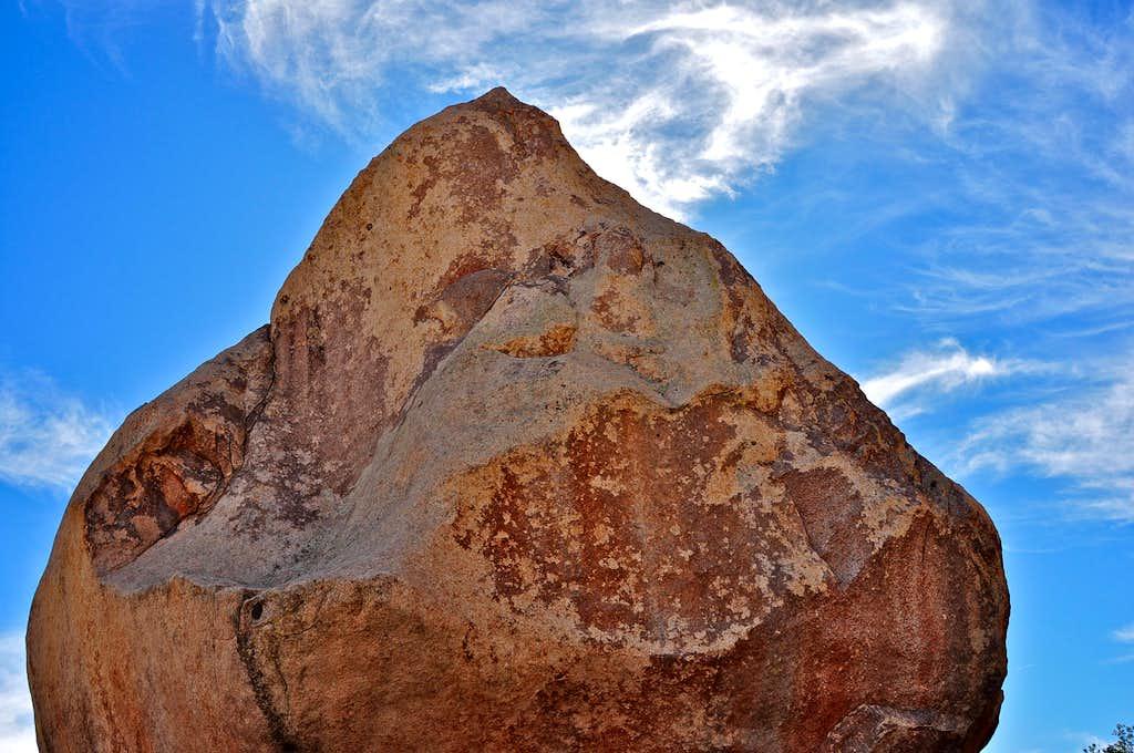 Don Juan Boulder