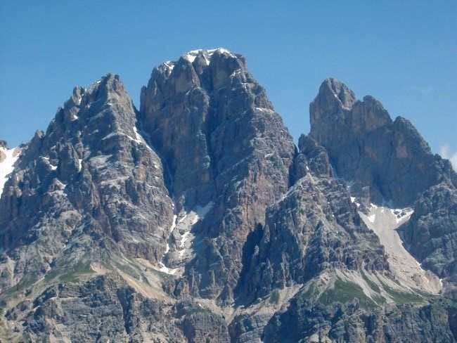 Monte Cristallo seen from...