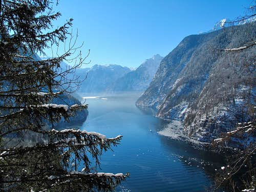 Another photo of the Königssee
