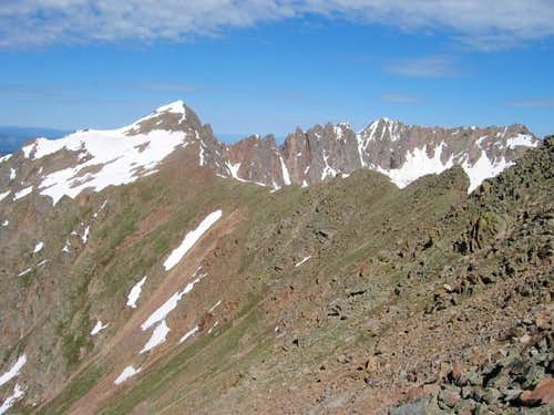 Grand Traverse Peak , The...