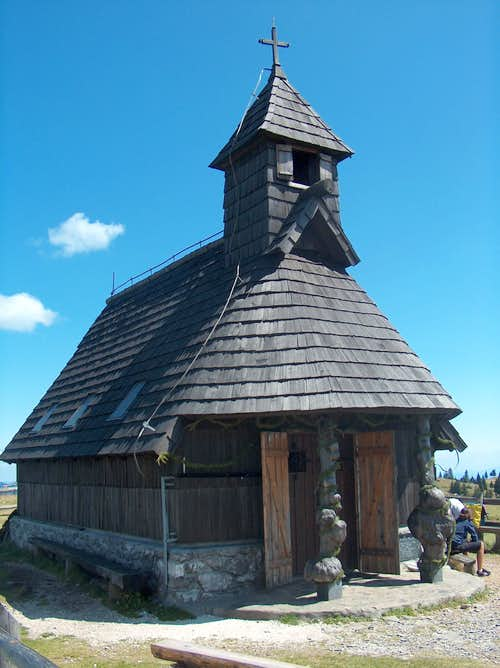 Chapel of
