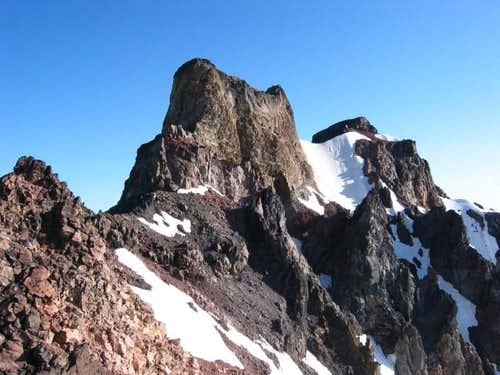 Prouty Pinnacle from from the...