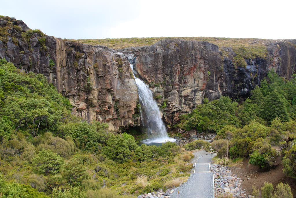 Taranaki Falls