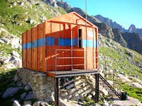The Mulleres Hut