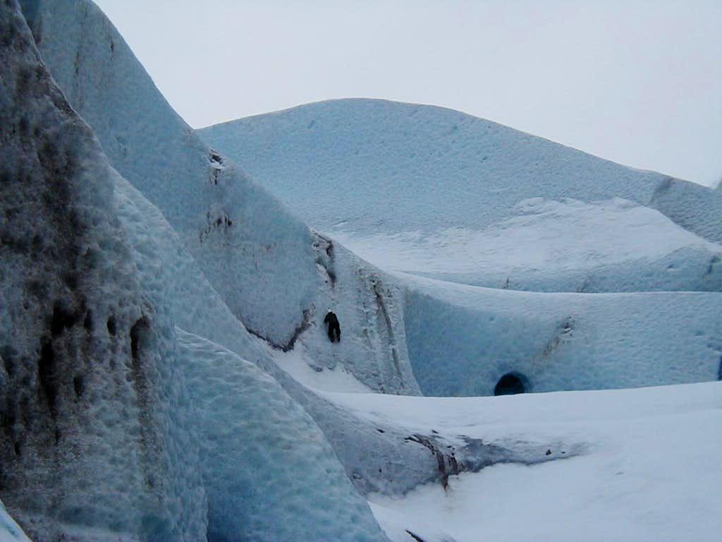 eagle glacier Juneau AK