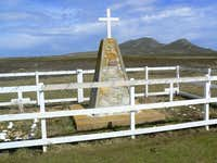 Argentine Memorial on Pebble Island