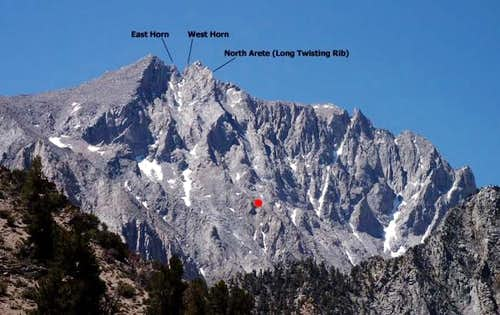 Mount Williamson\'s III 5.4...