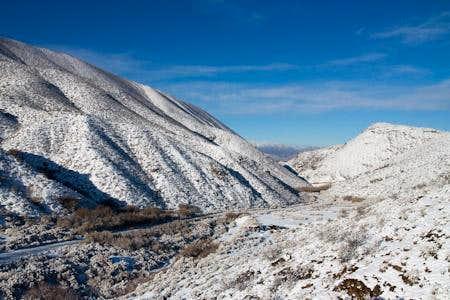 Wildrose Camp - Death Valley