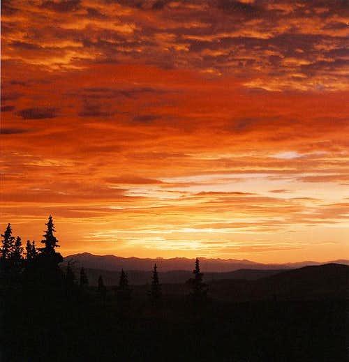 La Garita Sunrise