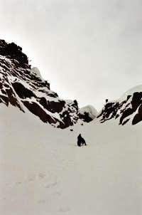 First Couloir