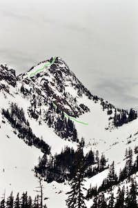 Southwest Couloir