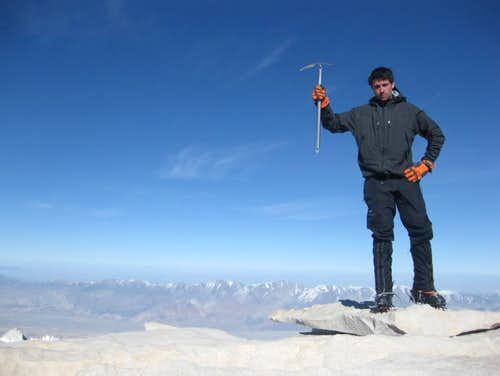 3/13/2010 SUMMIT (mt. Whitney)