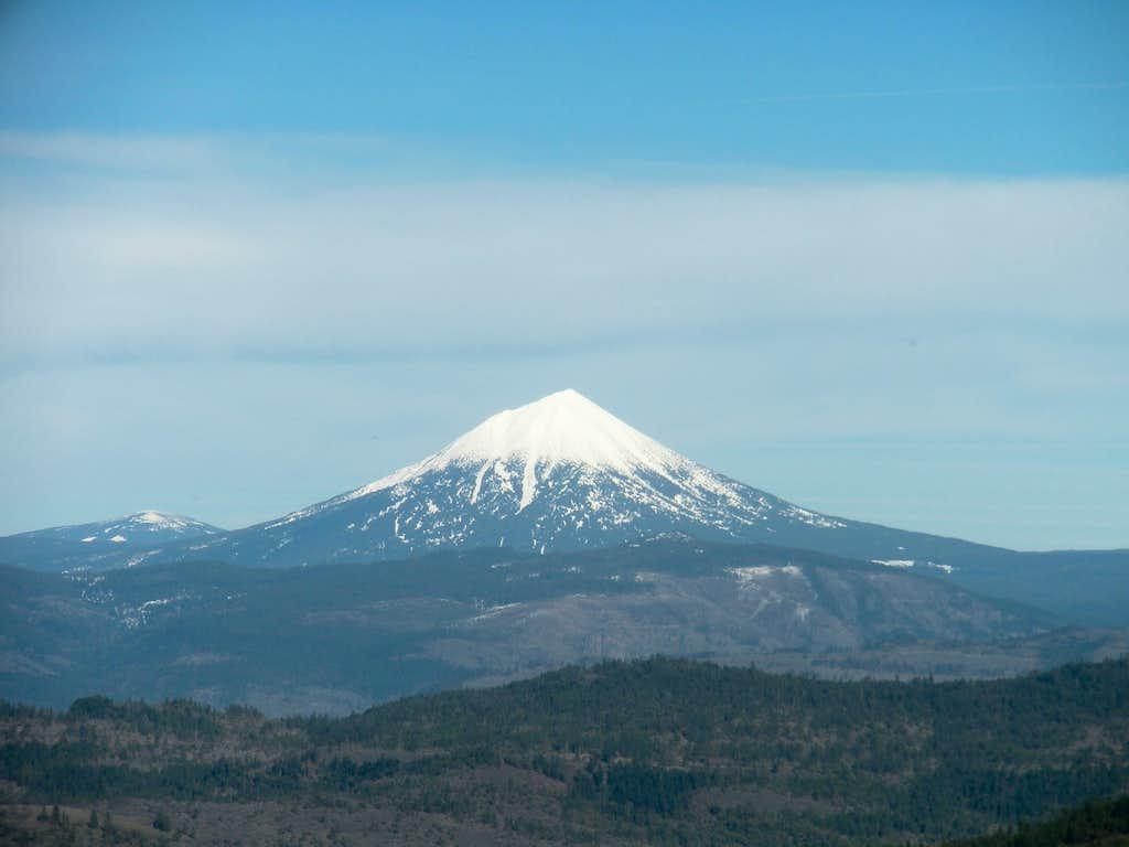 Mount McLaughlin