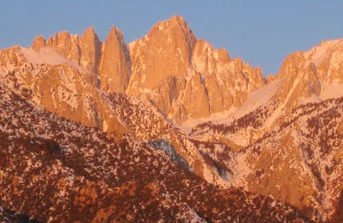 Beauty (mt. whitney)