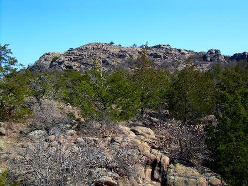 Lobo Mountain - French Mountain
