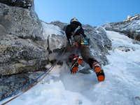 NE Face Tahquitz winter