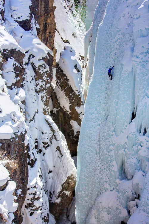 ouray ice