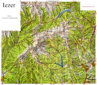 Iezer map 2