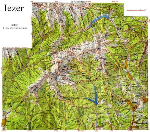 Iezer map 2