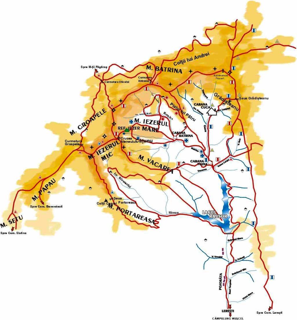 Iezer map 3