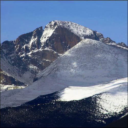 April Summit View