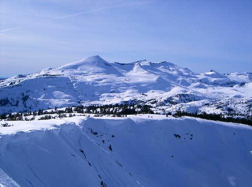 Crystal Range from the Summit of Ralston Peak