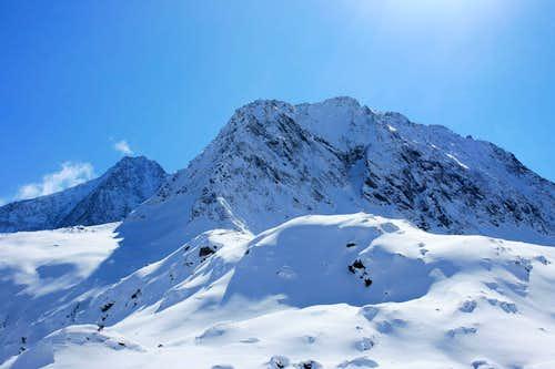 Vordere Sommerwand, 2.677m