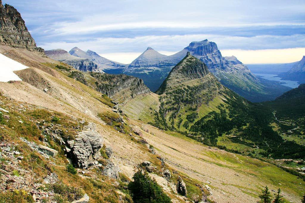 Heavy Runner Mountain