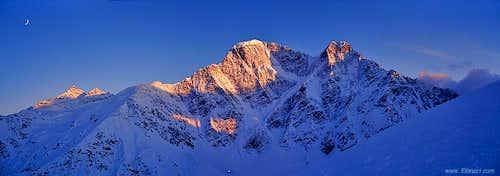 Caucasus... Light of the Dream.