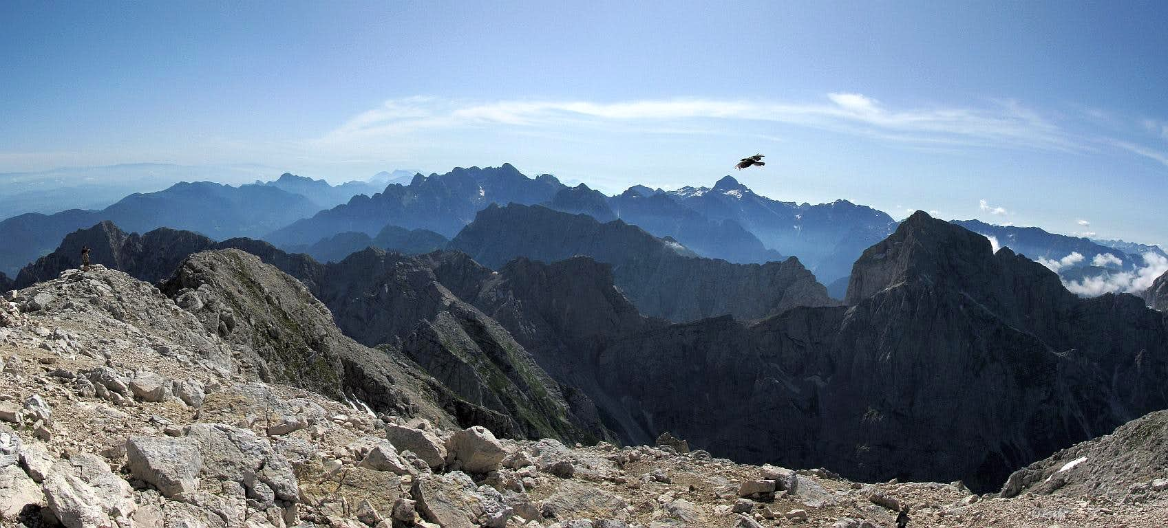 Julian Alps panoramas