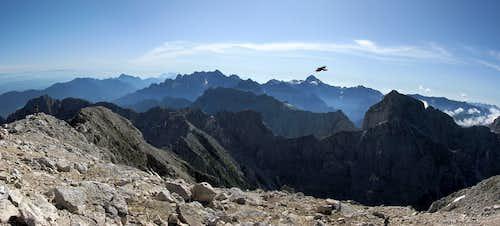 Summit of Mangart