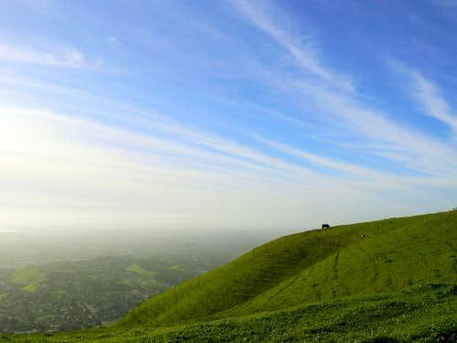 Mission Peak West Side Hills