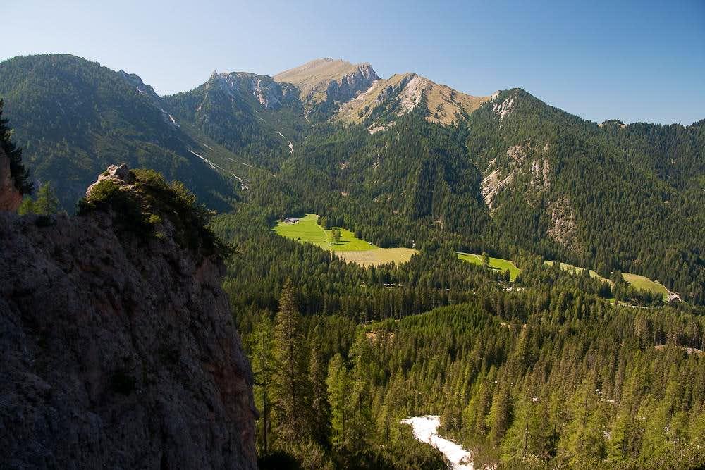 Hochalpenkopf and Kaserkopf