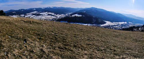 Tatras and Magura Spiska