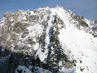 Dragontail from Colchuck
