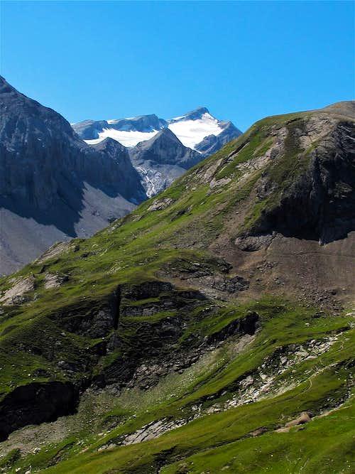 The bernese Wildhorn (3247m)