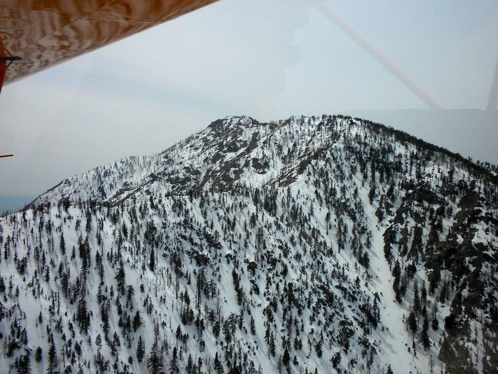 Aerial of Etiwanda
