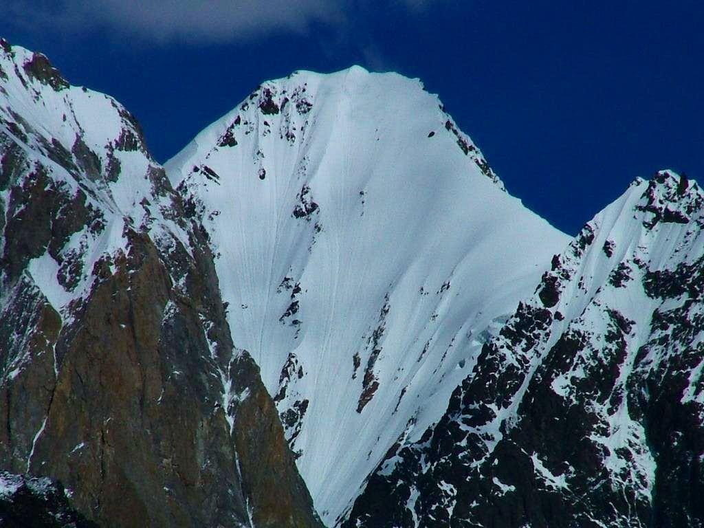 Pastore Peak (6206 M), Karakoram, Pakistan