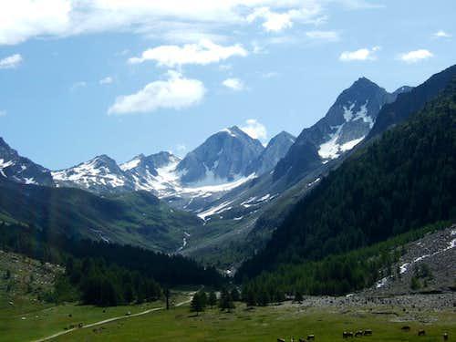 Val di Fosse (Pfossental)