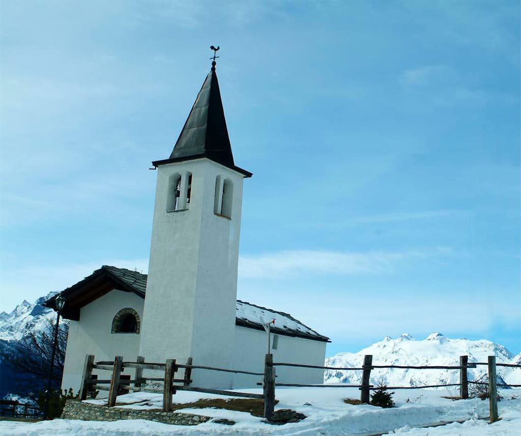 Chiesa di Meod