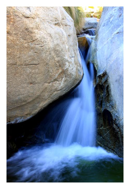 Palm Canyon Falls