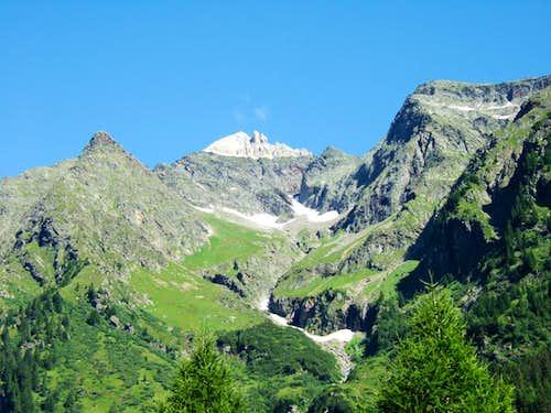 Parete Bianca (Weißwandspitze) (3016m)