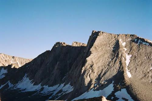 Mount Tyndall as seen from...